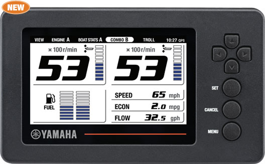 Yamaha Boat Gauges – PartsVu on